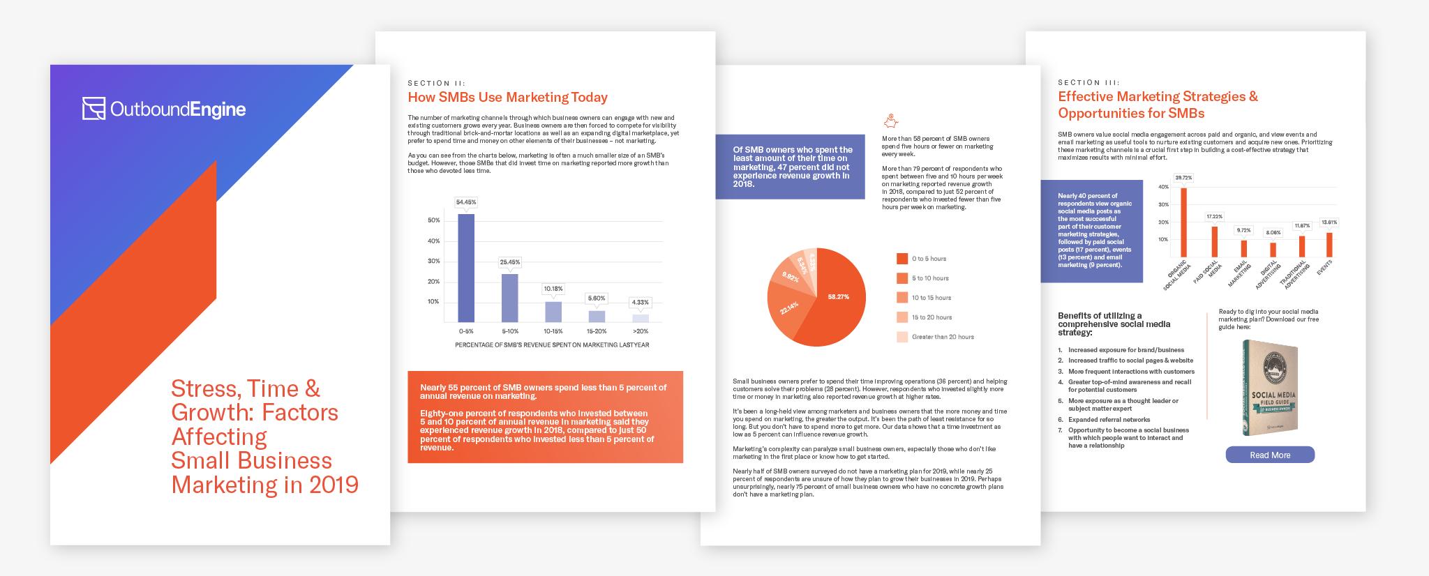 outboundengine smb marketing report