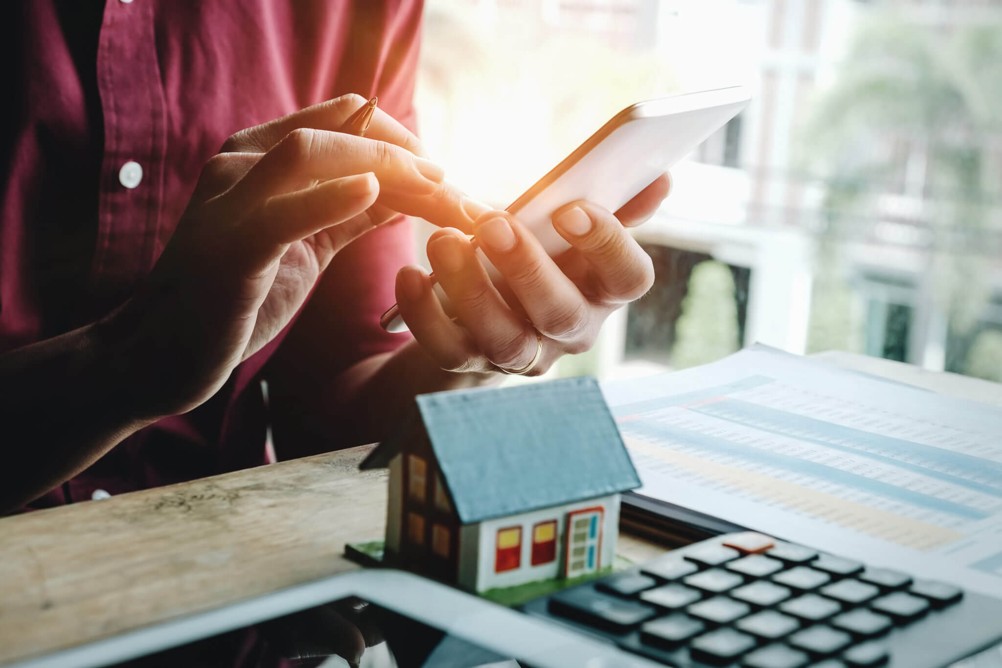buying real estate leads